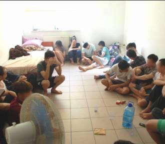 Straż Graniczna rozbiła międzynarodową grupę przestępczą organizującą nielegalną migrację