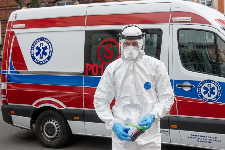 Przypomnijmy, że pierwszy przypadek koronawirusa w szpitalu HCP stwierdzono trzy tygodnie temu u kilku pracowników i pacjentów z oddziału kardiologicznego