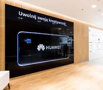 Wielkie otwarcie sklepu  Huawei Warszawa w Arkadii 15 i 16 grudnia