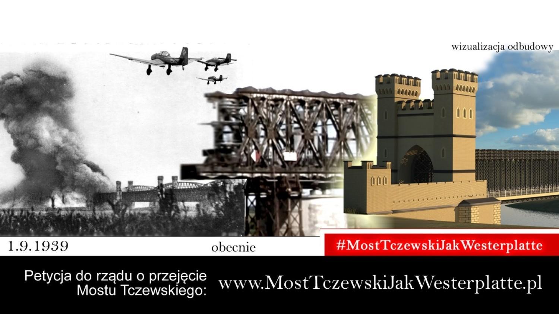 Most Tczewski akcja