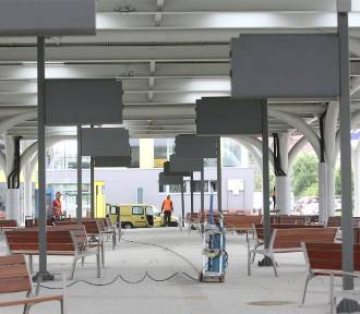 Nowy dworzec ma dwóch zarządców, oficjalną nazwę i termin otwarcia