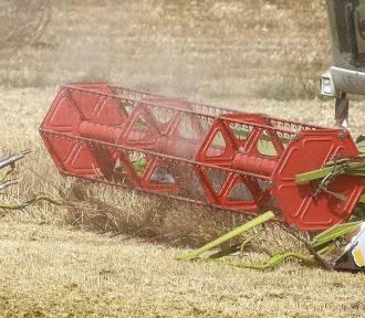 KRUS w Oleśnicy: więcej wypadków w rolnictwie niż w ubiegłym roku