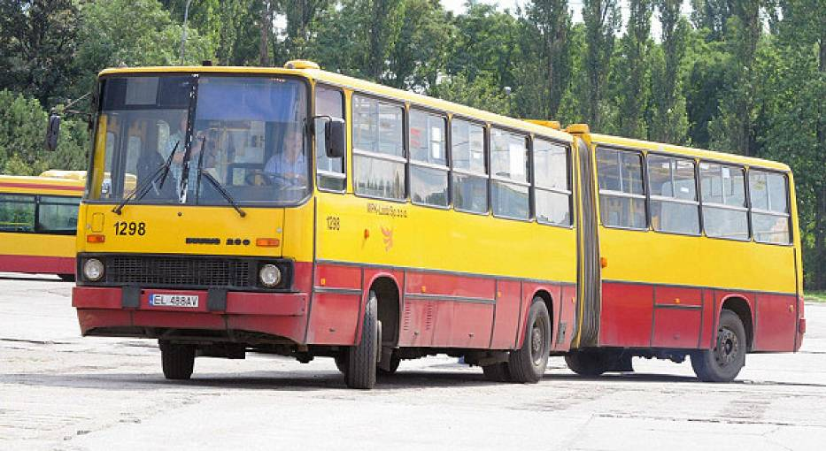 Ostatnie Ikarusy Mpk D Pami Tki Po Autobusach