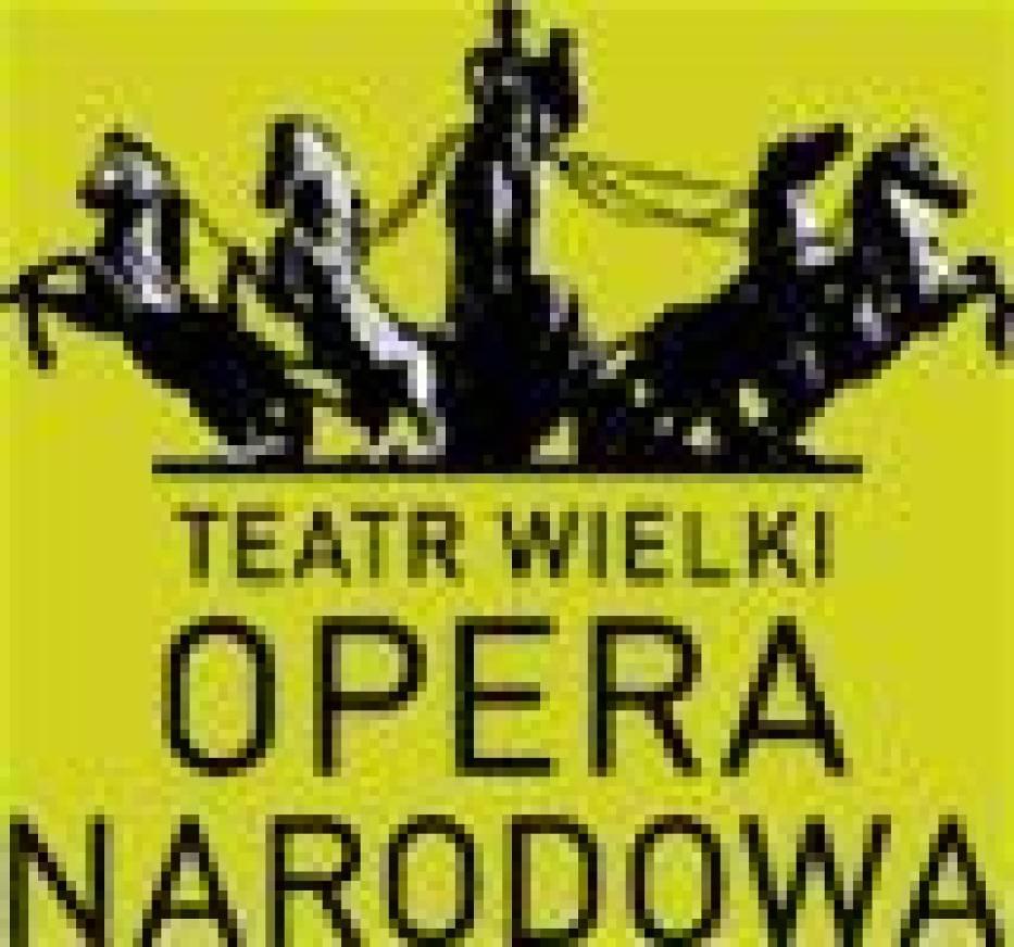 Logo Teatru Wielkiego Opery Narodowej