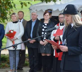 Powiat człuchowski. Przekazanie nowych wozów dla strażaków (zdjęcia)