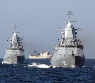 Rosyjskie okręty wojenne na polskich wodach? Dowództwo: To fake. Sprawdziliśmy to