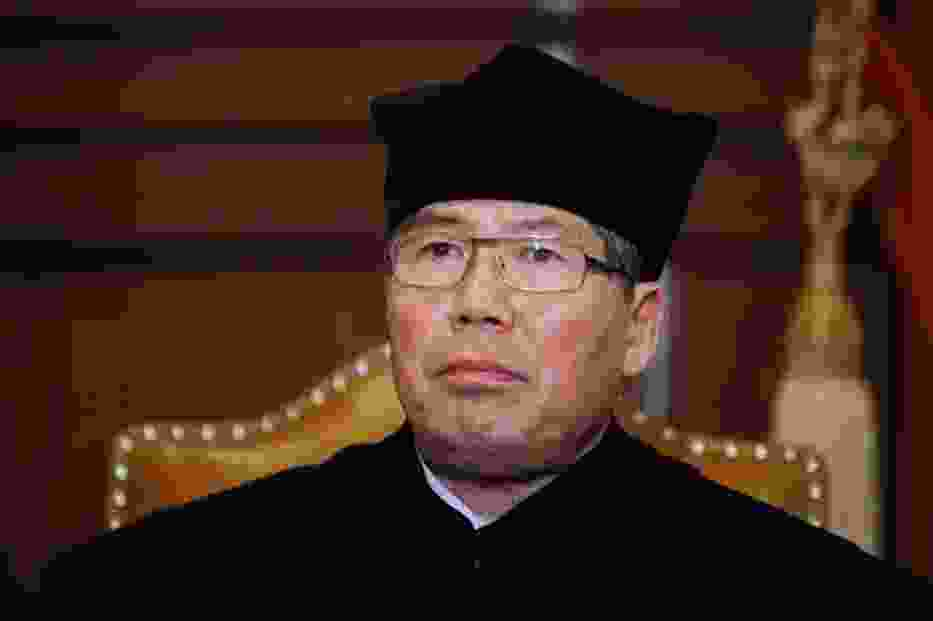 Profesor Cheong Byung-Kwon