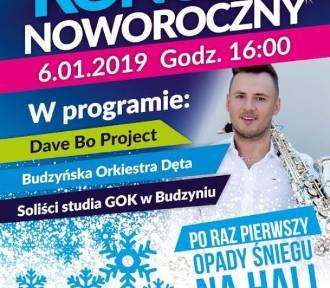 Koncerty noworoczne w powiecie chodzieskim: Zapraszają Budzyń, Szamocin i Margonin