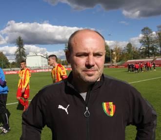 Trener Mierzwa o jesieni młodej Korony: Naszą siłą była zespołowość