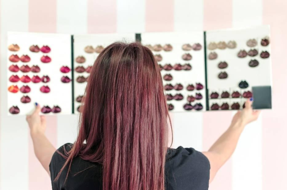 Niektóre kolory włosów nie pasują właściwie każdemu