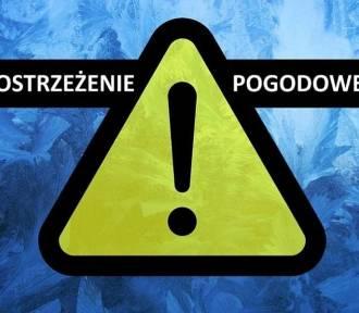 Wydano ostrzeżenie meteorologiczne dla części Wielkopolski
