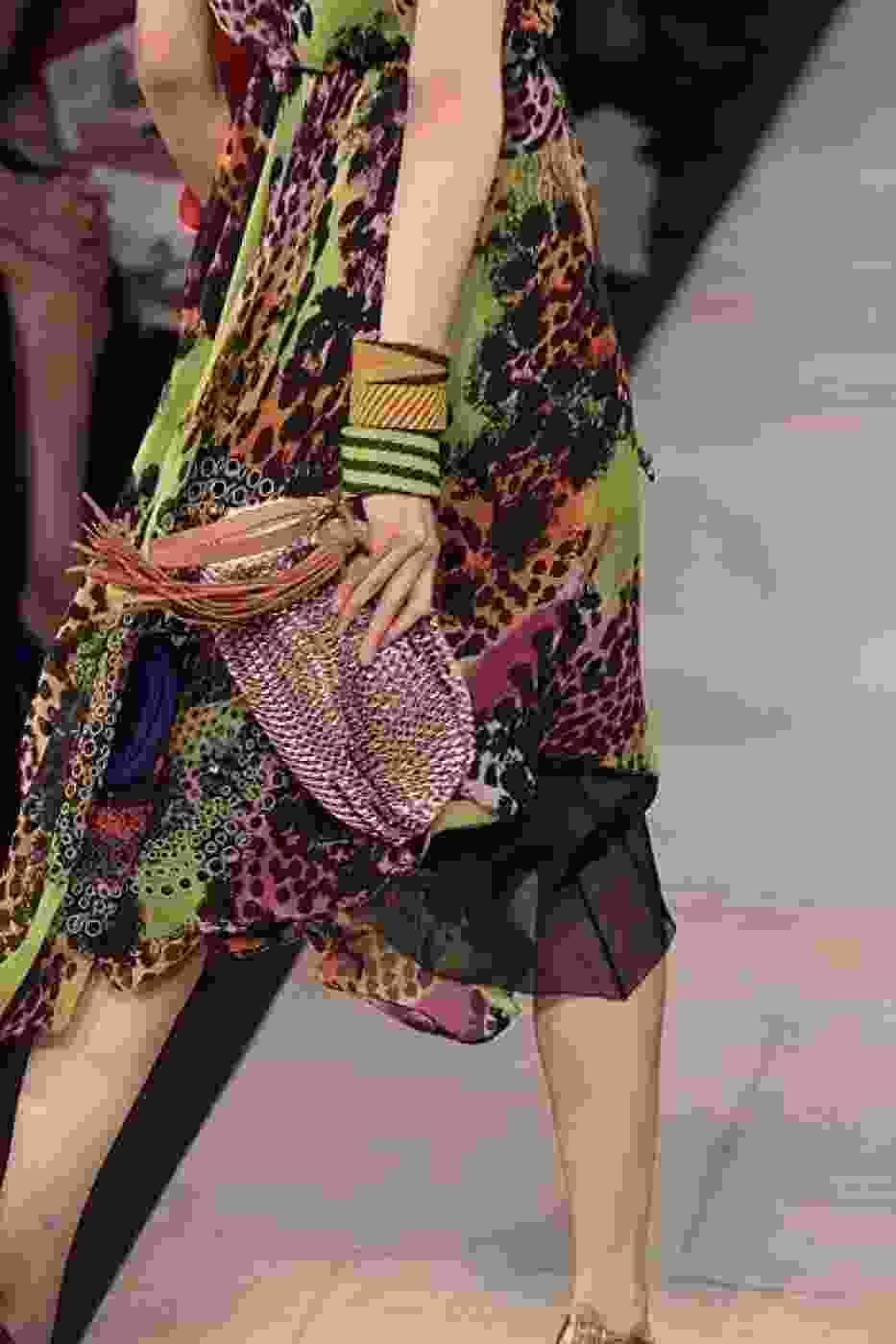 Diane Von Furstenberg - torebki na lato 2010 fot