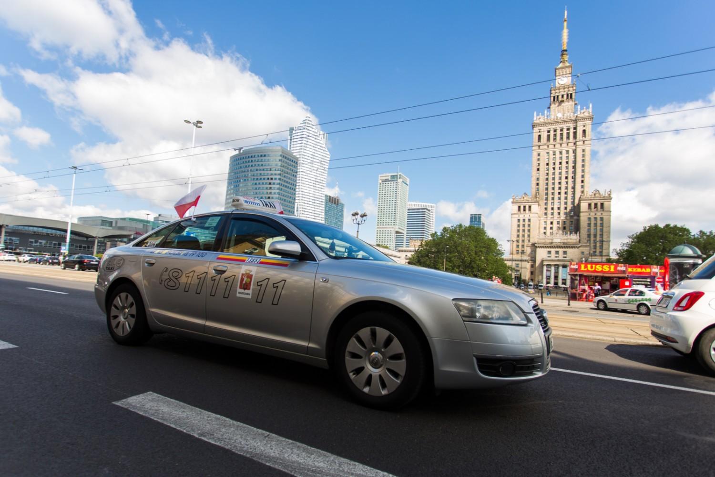 Taxi Warszawa