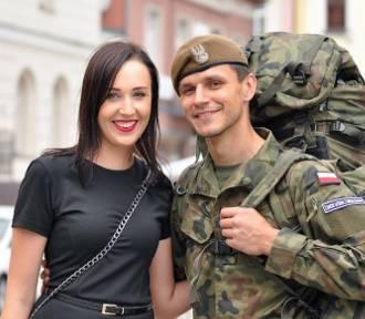 Terytorialsi z Dolnośląskiej Brygady WOT jadą na pierwsze szkolenie
