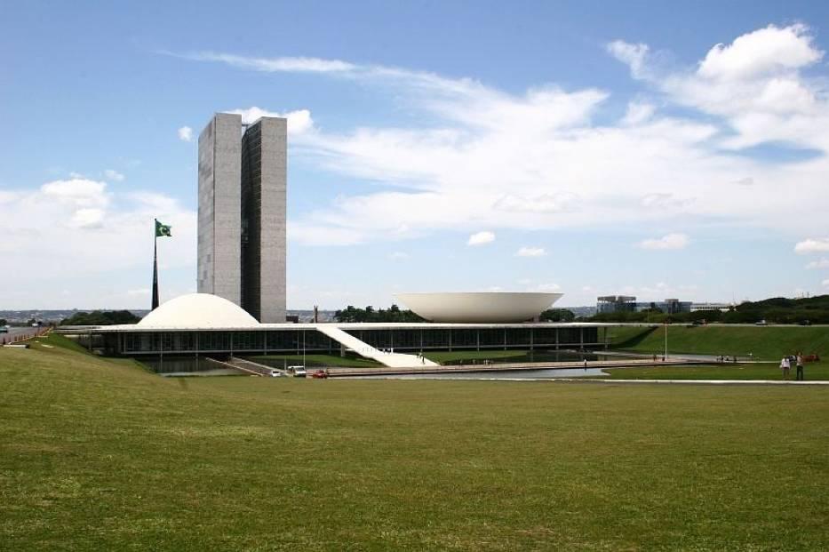 Kongres Narodowy, Brasilia