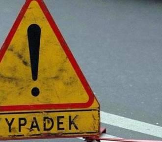 Wypadek na trasie Śrem-Kórnik. Utrudnienia dla kierowców na DW 434