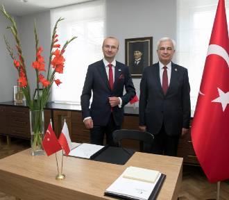 W Krakowie otwarto Honorowy Konsulat Republiki Turcji [FOTO]