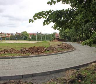 W Kwidzynie powstaje tor rolkowo-wrotkowy
