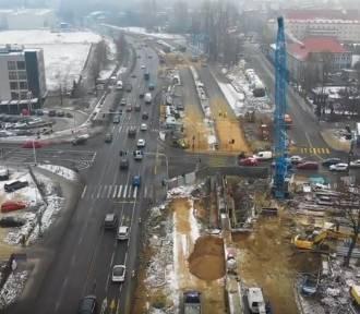 Węzły Piotrowice i Giszowiec w przebudowie za ponad 310 mln zł. ZDJĘCIA, MAPY