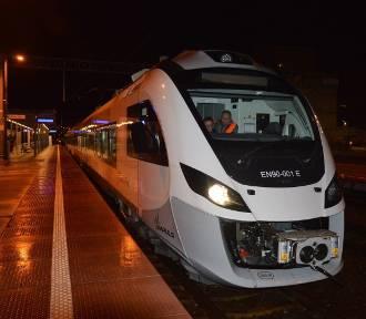 Nowe pociągi na Pomorzu [zdjęcia]