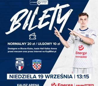 Energa MKS Kalisz - Chrobry Głogów. Rusza sprzedaż biletów na pierwszy domowy mecz