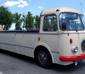 Kaliskie Linie Autobusowe uruchamiają linię turystyczną jelczem cabrio [FOTO]