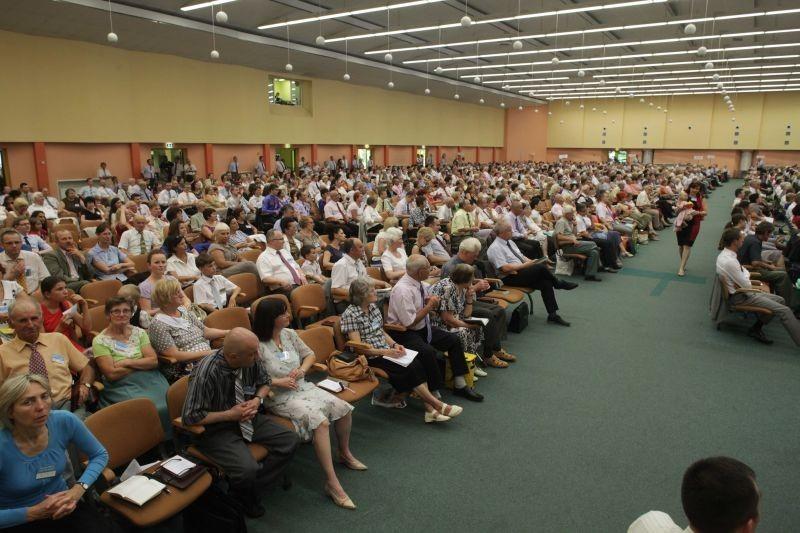 Kongres Świadków Jehowy 2013: Sosnowiec
