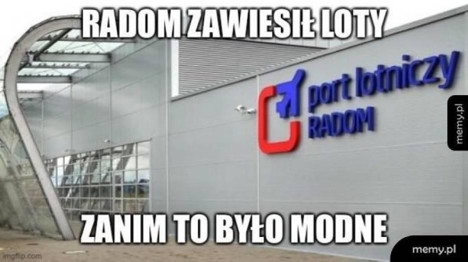Najlepsze memy o Radomiu