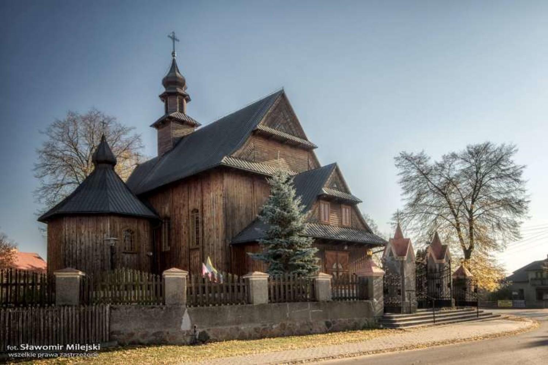 Kościół św. Wojciecha, Kościelec, gm. Mycielin, pow. kaliski
