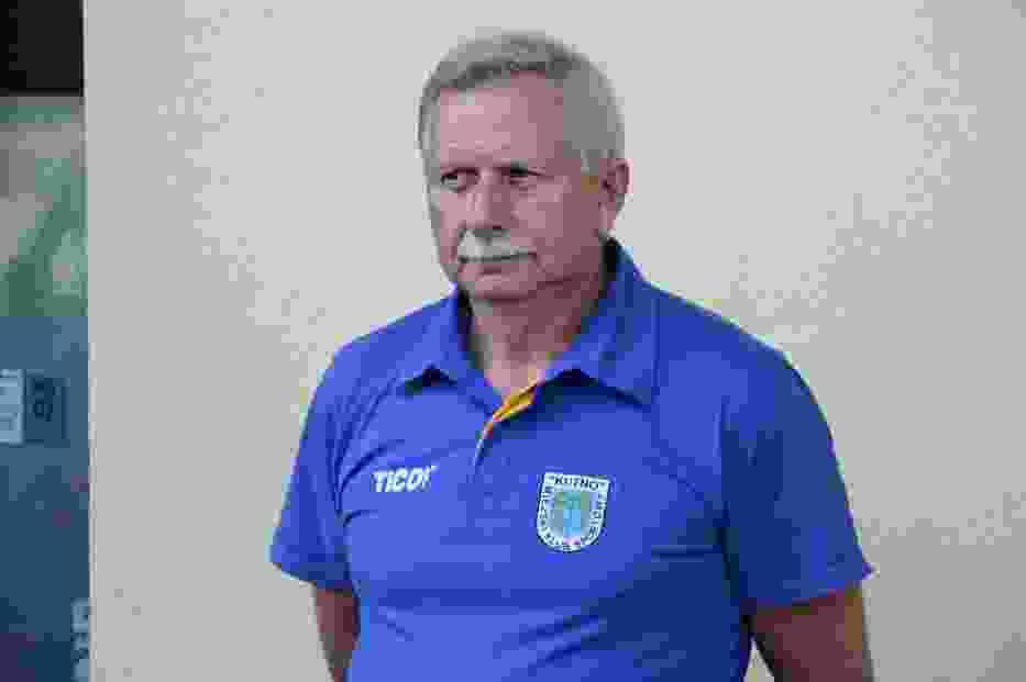 Andrzej Królak jest kierownikiem MKS Kutno