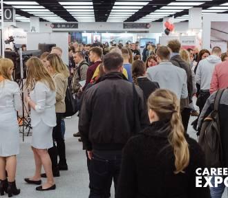 Career EXPO: Wiosenna edycja targów pracy 18 kwietnia w Poznaniu