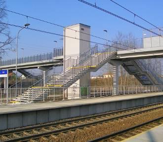 Dokładnie rok temu otwarto przystanek kolejowy na Błoniu [zdjęcia, wideo]