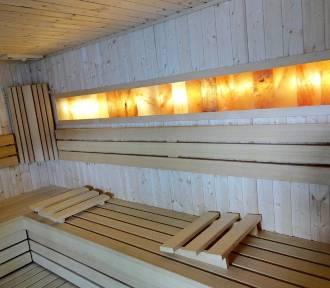 SZOK. Mężczyzna onanizował się w saunie na terenie kąpieliska, interweniowała policja