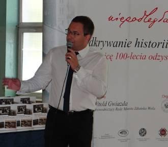 """""""Miasto Zduńska Wola w Polsce Odrodzonej 1918-1939"""" Dawida Mazurkiewicza. Rozpoczęły się spotkania"""