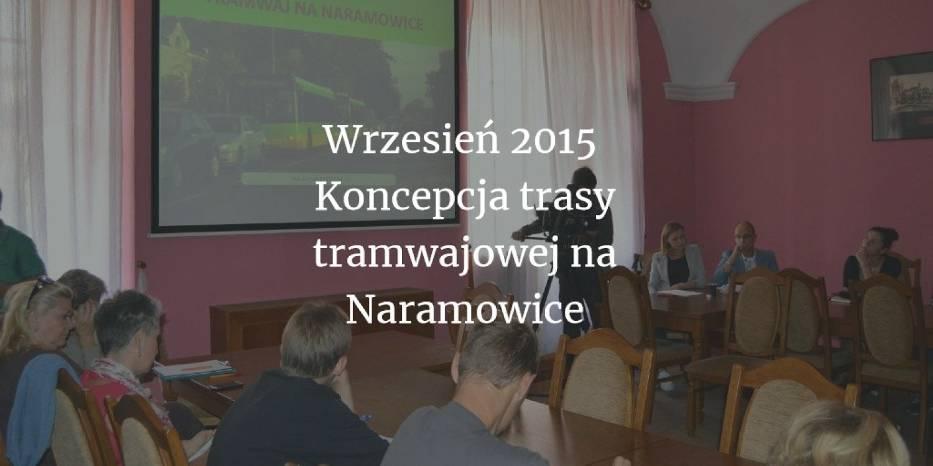 Dokument liczy sobie ponad 70 stron i prezentuje rozwiązania komunikacyjne i techniczne I etapu trasy tramwajowej na Naramowice
