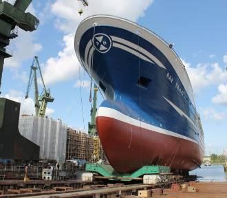 Piąte w tym roku wodowanie w stoczni Nauta