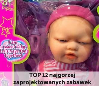 Zobacz najgorsze zabawki ever!