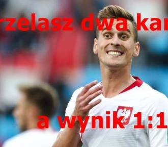 Polska - Portugalia 1:1 MEMY. Co nam daje zwycięski remis? ANALIZA po meczu