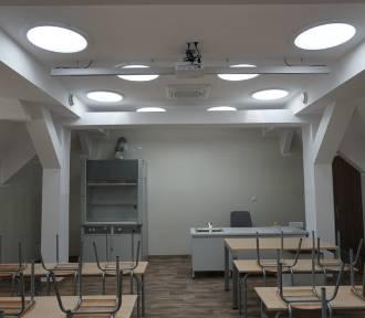 Najpiękniejsza szkoła w Jastrzębiu: zakończył się remont Szkoły Podstawowej nr 17 w Ruptawie.