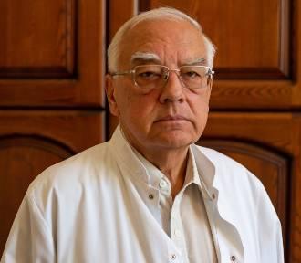 Profesor Jerzy Arendt ze szpitala w Bytomiu otrzymał prestiżowe wyróżnienie