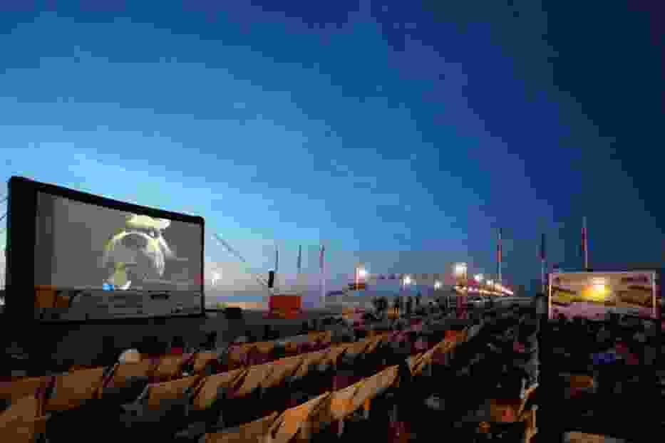 Ubiegłoroczne pokazy na sopockim molo
