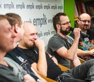 Spotkanie zespołu Łydka Grubasa z fanami w Gdańsku [zdjęcia]