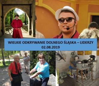 Wielkie Odkrywanie Dolnego Śląska - galeria liderów głosowania