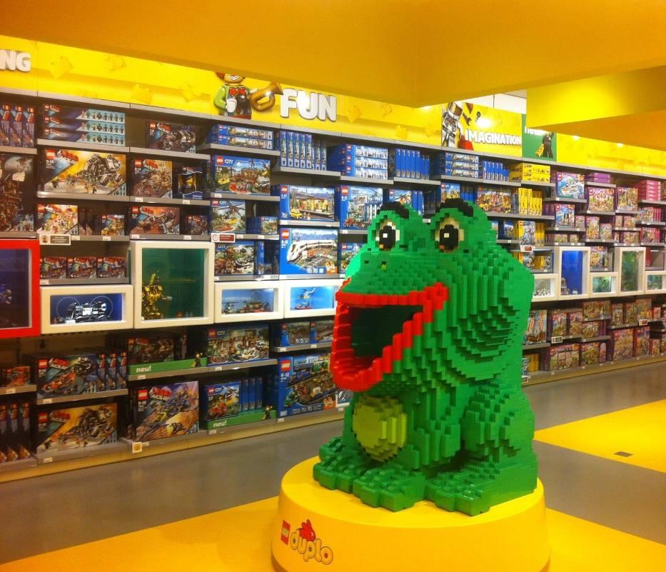 Lego Store Galeria Mokotow Naszemiastopl