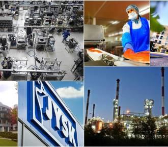 Największe firmy na Pomorzu w 2016 roku [RANKING]