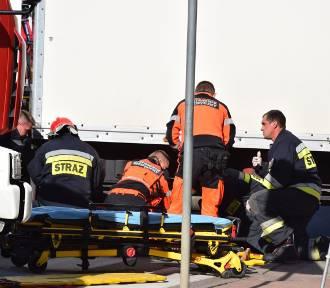Śmiertelny wypadek w Pucku (wrzesień 2018). 70-letnia mieszkanka powiatu puckiego potrącona