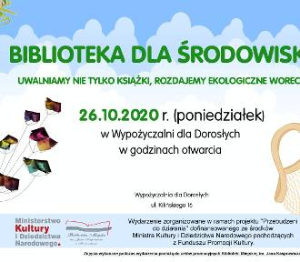 Inowrocławska biblioteka dla środowiska
