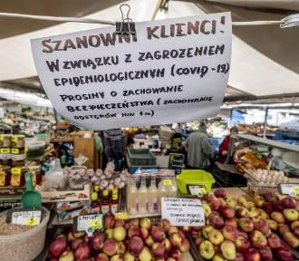 Poznańskie targowiska czynne do soboty