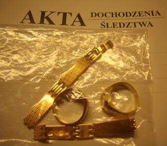 Połamany tombak za 1500 złotych. Uwaga na oszustów!