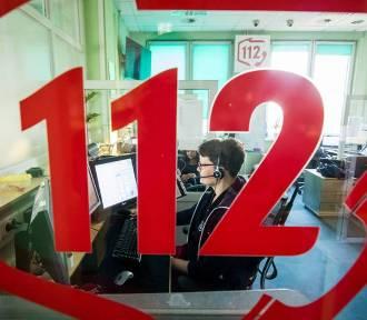 """Szok! Posłuchajcie, z czym dzwonią ludzie pod nr 112. """"Czy pani jest mężatką""""? [audio]"""